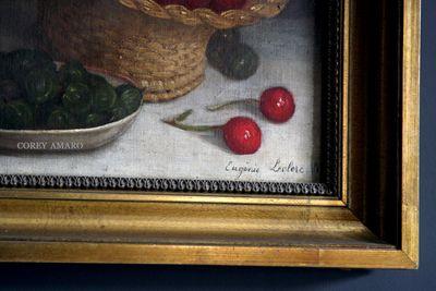 Cherry-painting