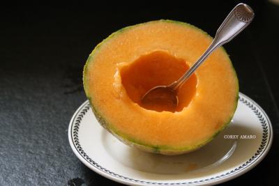 Ripe-melon