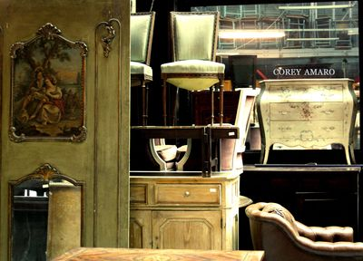 French-brocante-items