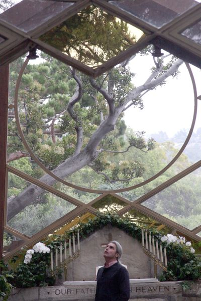 Lloyd wright's Chapel-CALIF