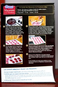 Macarons instructions
