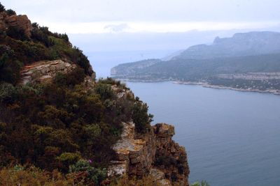 Cliffs-cassis