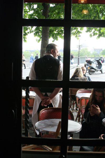 French-waiter