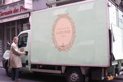 Laduree-Truck