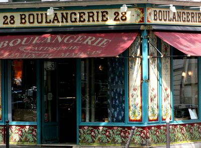 Boulangerie-paris
