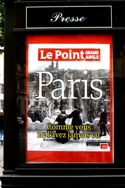 Paris-jamais-vu