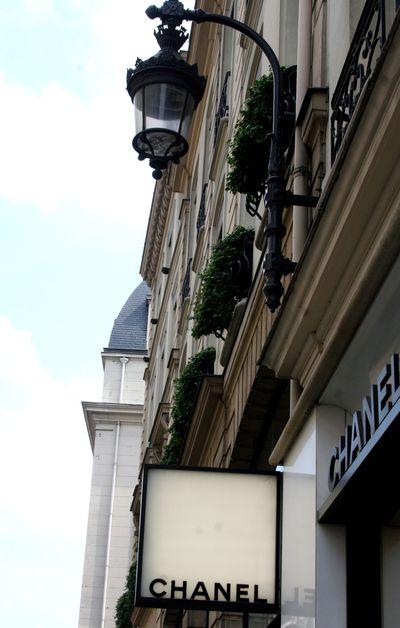 Chanel-Paris