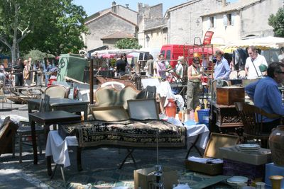 French-brocante