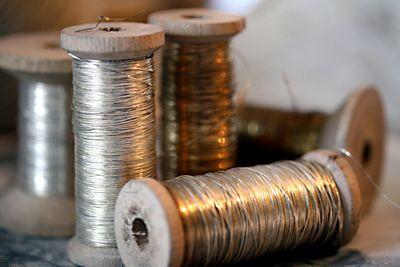 Silver-thread