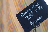 Chalk-board-peas