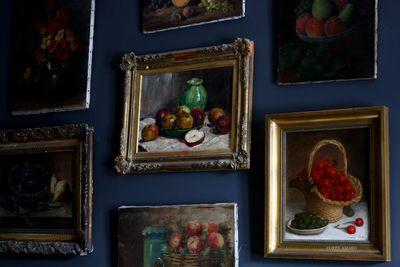 Fruit-paintings