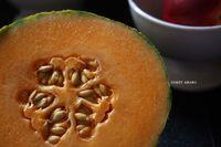 Halve-melon