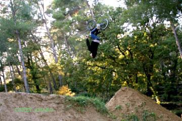 BMX-BACKFLIP