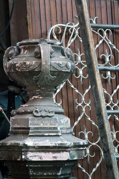 Stone-urn