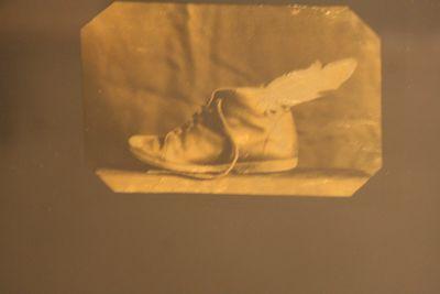 winged shoe