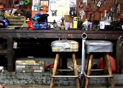 Shop stools