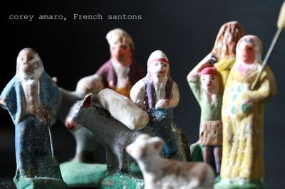 French santons