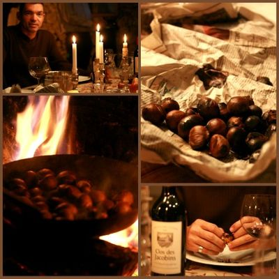 Chestnut dinner