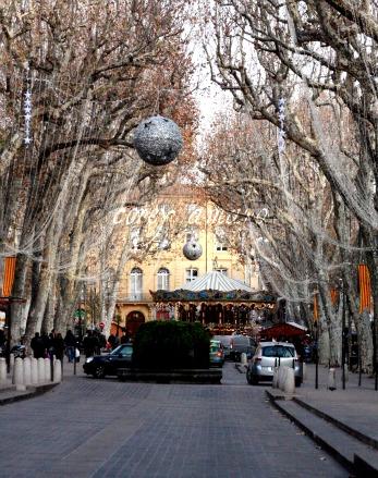 Christmas aix en provence