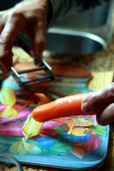 Herring carrot
