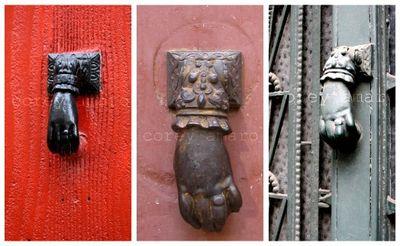French door handles 4