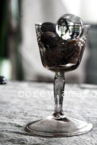 Corey amaro wine glass