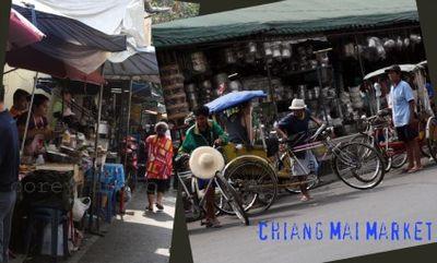 Chiang mai market 1