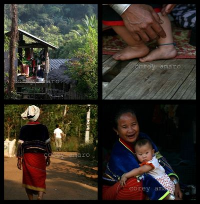 Hill tribe thailand