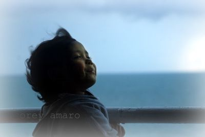 Surat Thani little girl