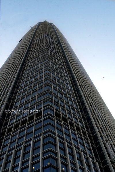 Highest building in Hong Kong