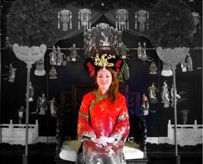 China Empress Girl