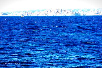 Marseille sea