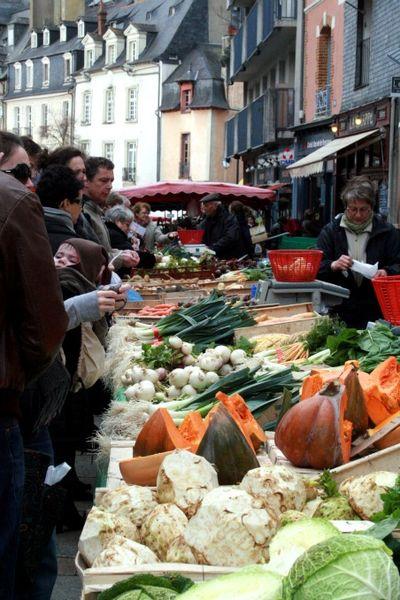market rennes