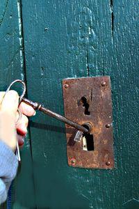 Lock-and-key