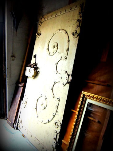 Castle door nancy harper
