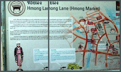 Hmong market thailand