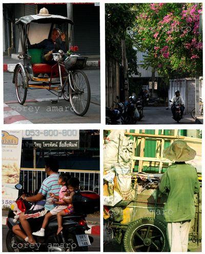 Streets of Chiangmai