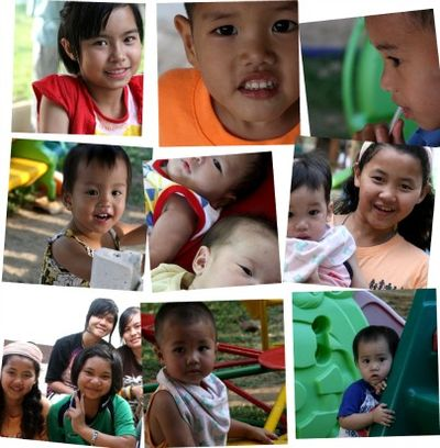 Children of thailand