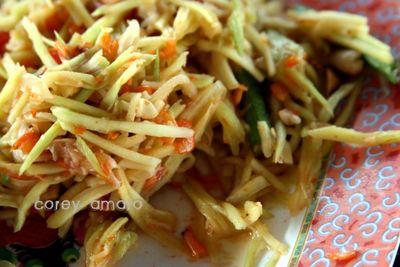 Papya salad