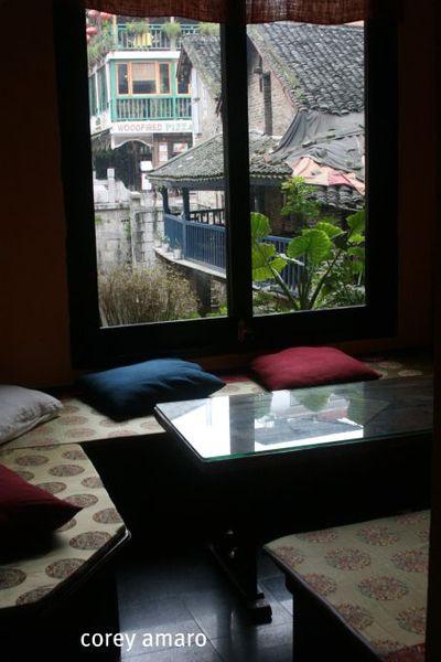 Magnolia hotel yangshuo dining