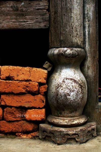 Corner stone china