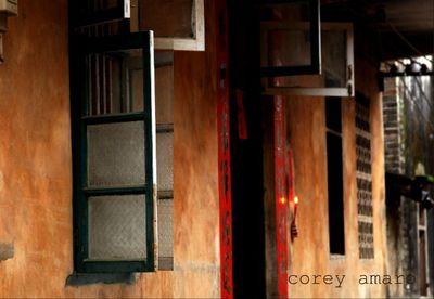 China house exteriors