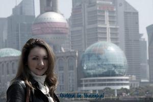 Chelsea in Shanghai
