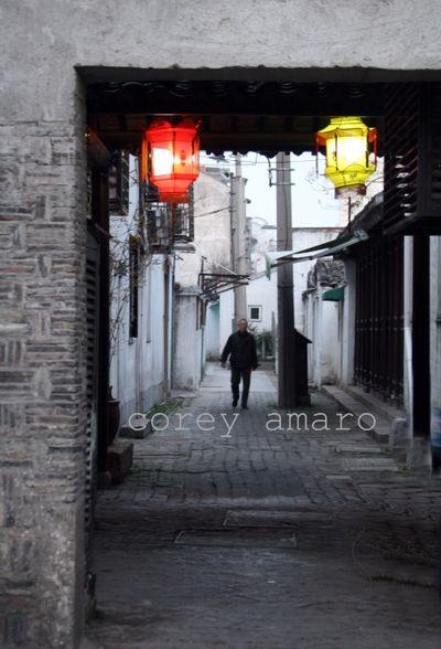 Alleyway suzhou