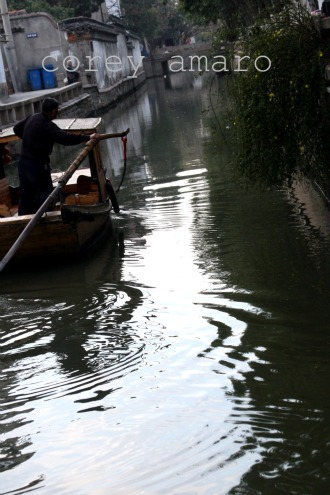 Venice of china, suzhou