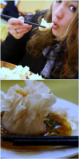 Beijing dumplings delicious