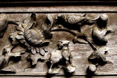 Wood panel china