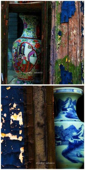 Vases china