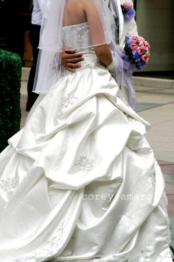 Wedding cake dresses