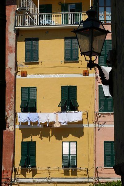 Laundry cinque terre
